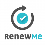 RenewMe draft logo