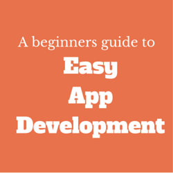 Easy app development for beginners