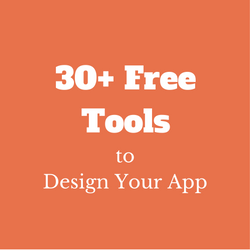 30+ Resources to Design Mobile Apps
