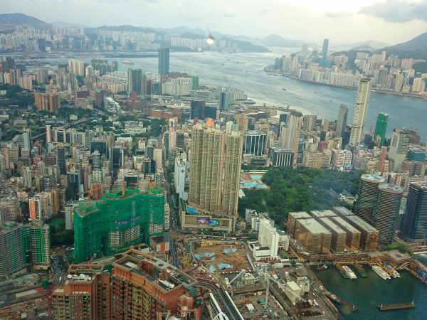 What I learned about app development from Hong Kong